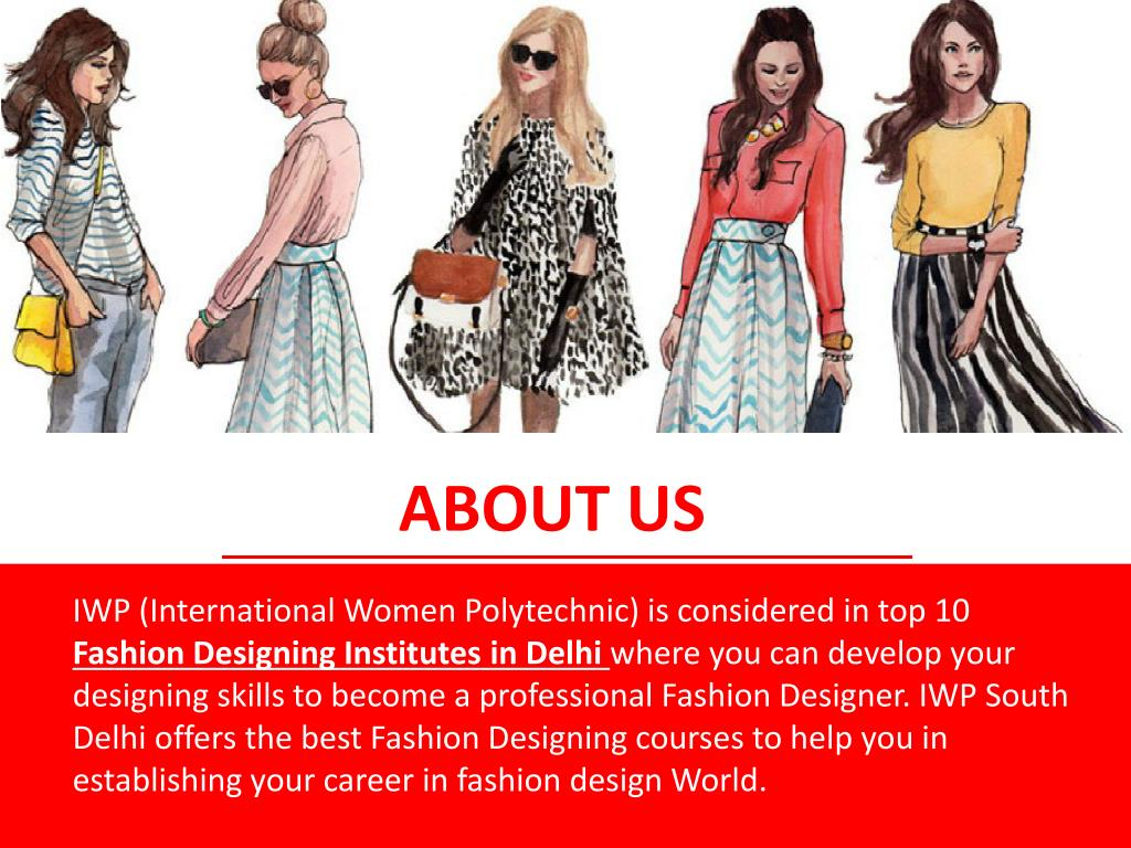 Ppt Fashion Design Institute In South Delhi Powerpoint Presentation Free Download Id 7806612
