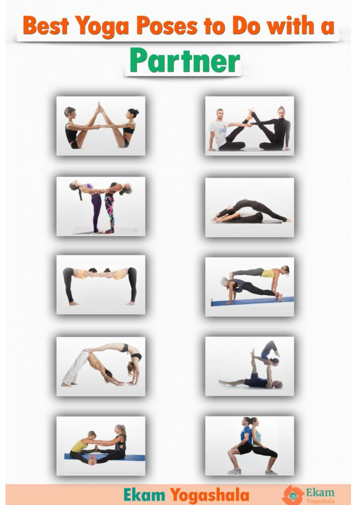 Ppt Yoga Poses To Do With A Partner Powerpoint Presentation Free Download Id 7806902