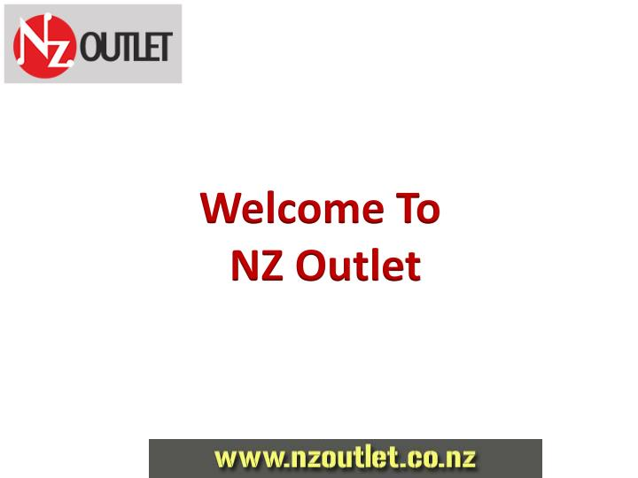 welcome to nz outlet n.