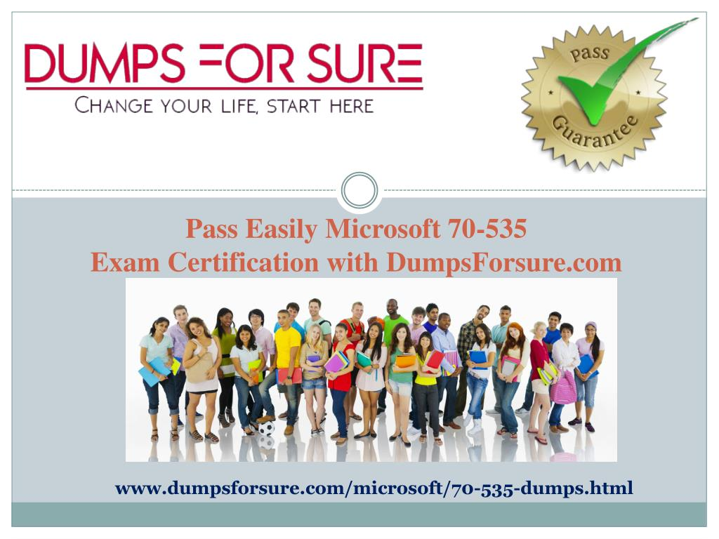 Ppt Microsoft 70 535 Dumps Verified Answers Powerpoint