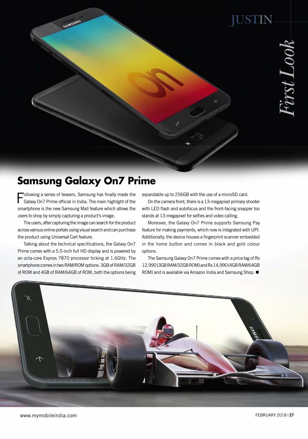 PPT - My Mobile Magazine Feb 2018 PowerPoint Presentation