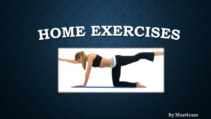 home exercises n.