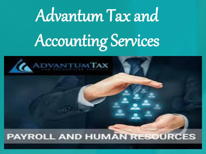 advantum tax and accounting services n.