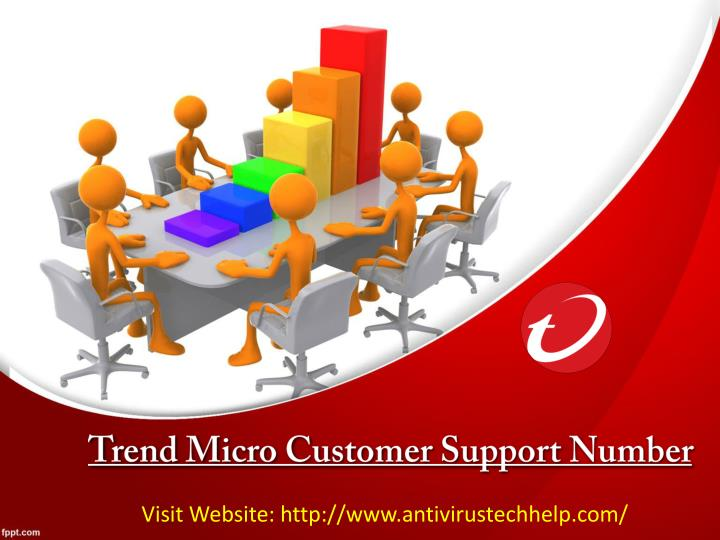 trend micro customer support number n.