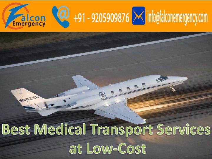 best medical transport services at low cost n.