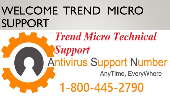 welcome trend micro support n.
