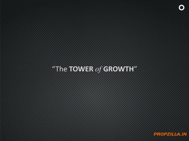the tower of growth n.