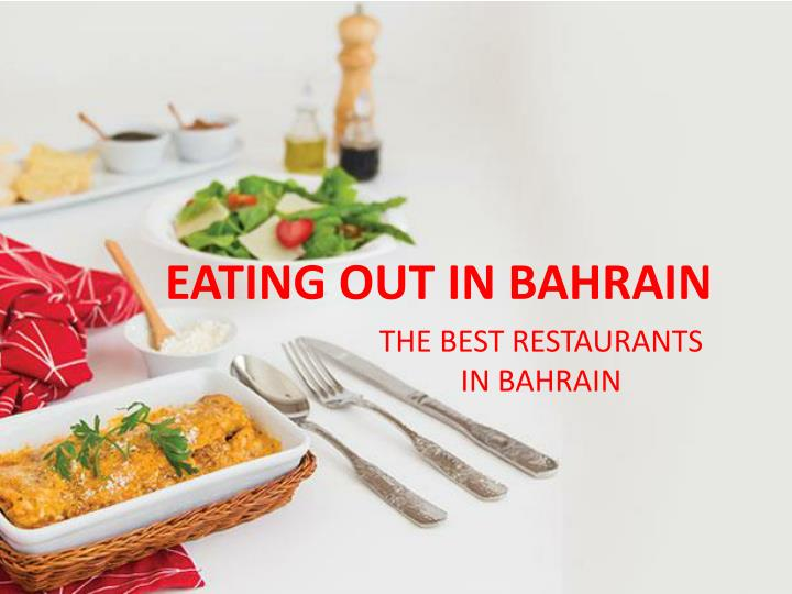 eating out in bahrain n.