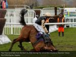 paul townend falls from bonbon au miel during