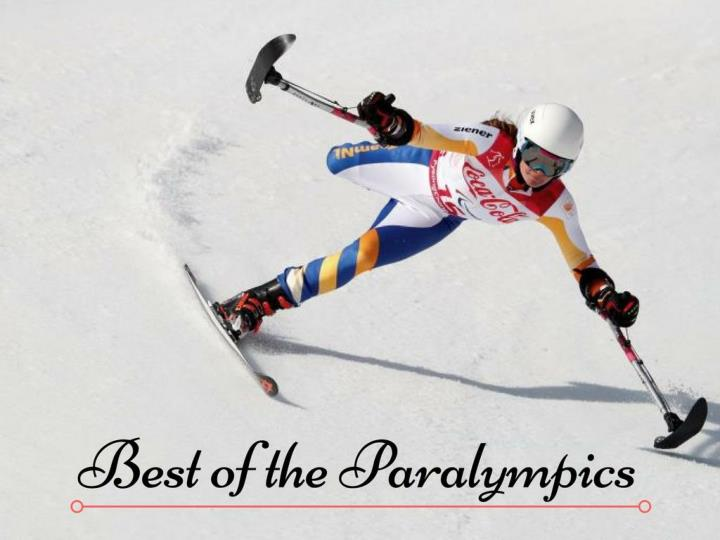 best of the paralympics n.