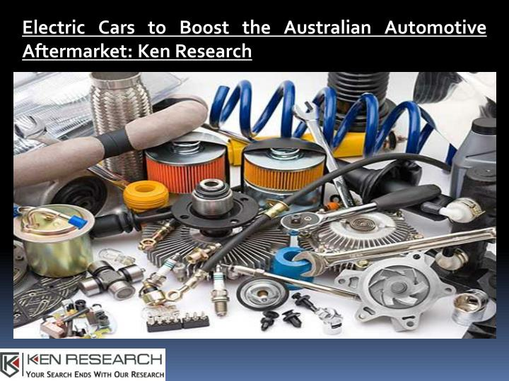 electric cars to boost the australian automotive n.