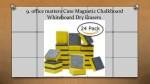 9 office matters cute magnetic chalkboard