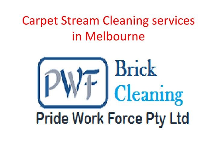 carpet stream cleaning services in melbourne n.