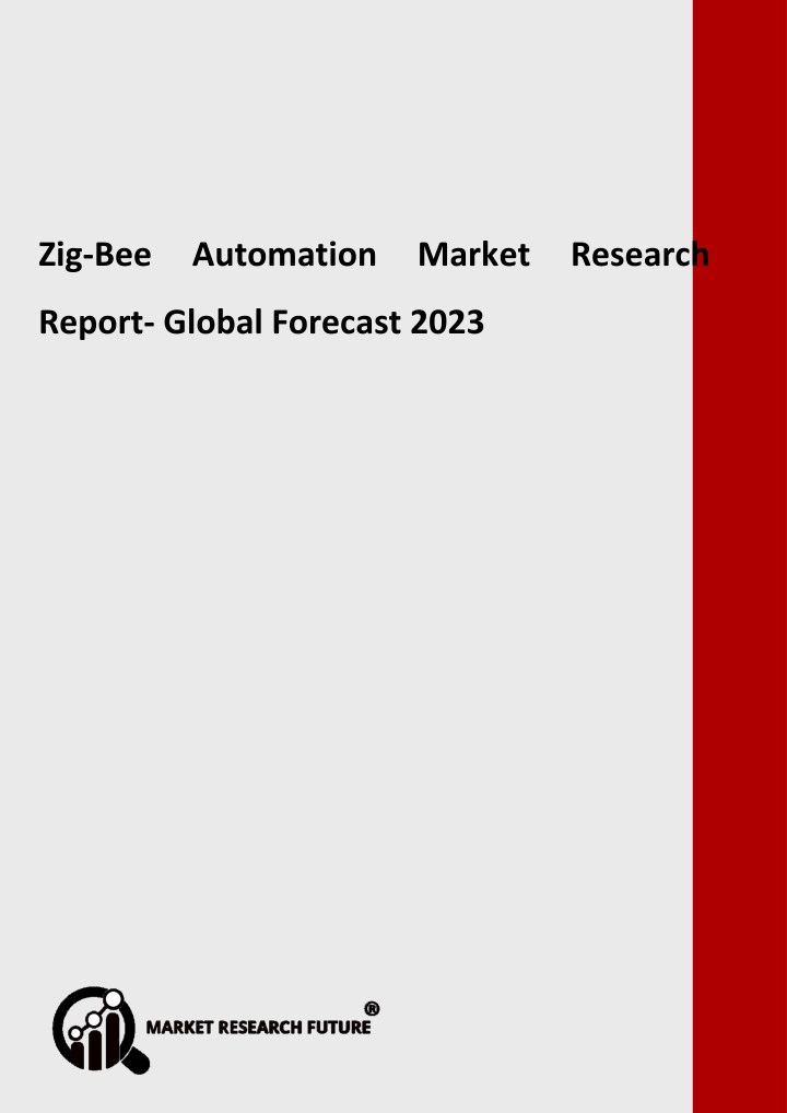 zig bee automation market research report global n.