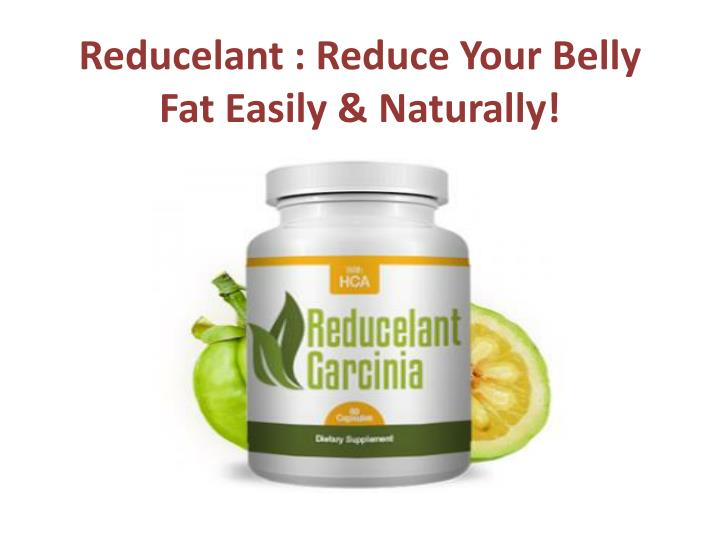 reducelant reduce your belly fat easily naturally n.