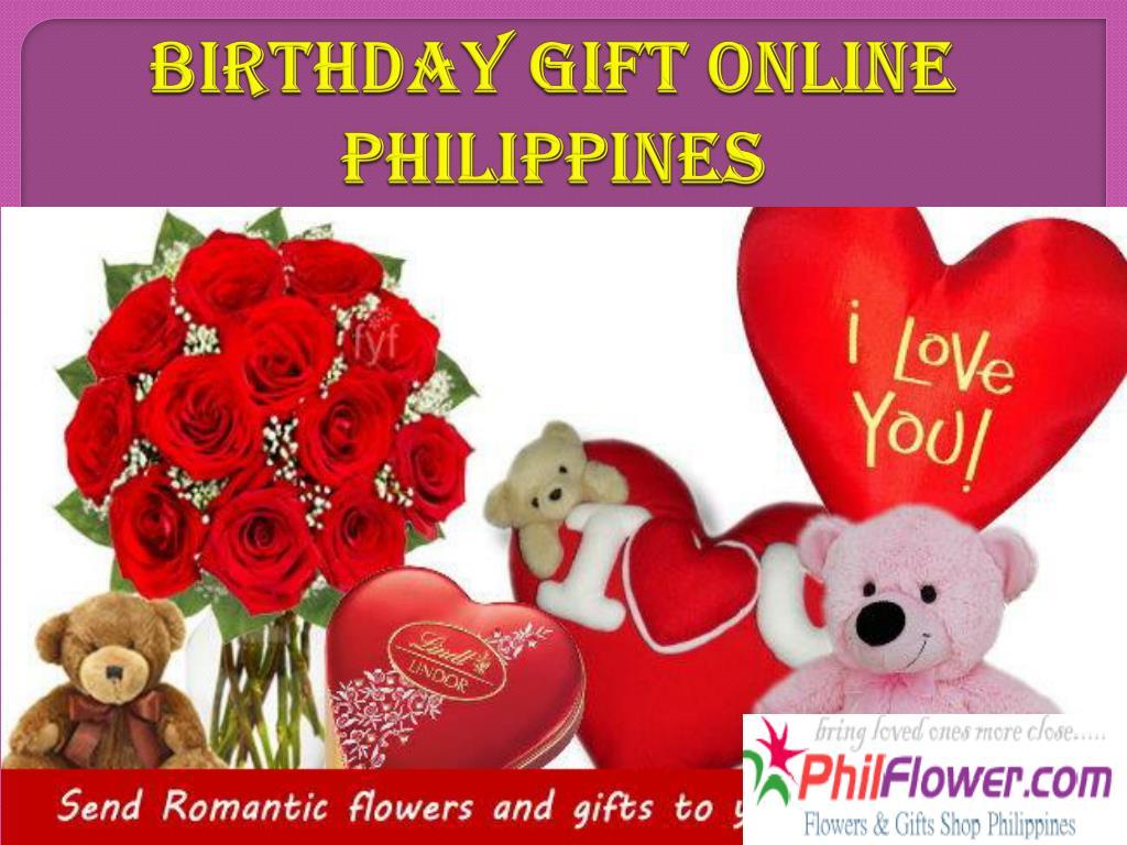 Birthday Gift Online Philippines N