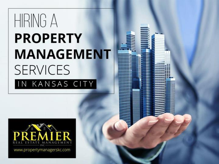 hiring a property management services in kansas city n.