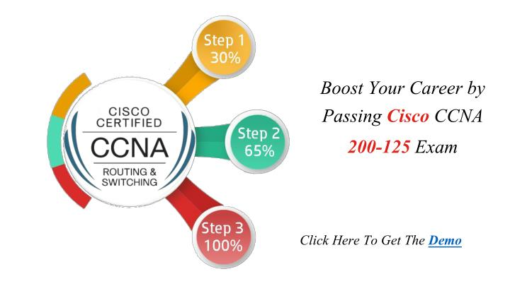 boost your career by passing cisco ccna n.