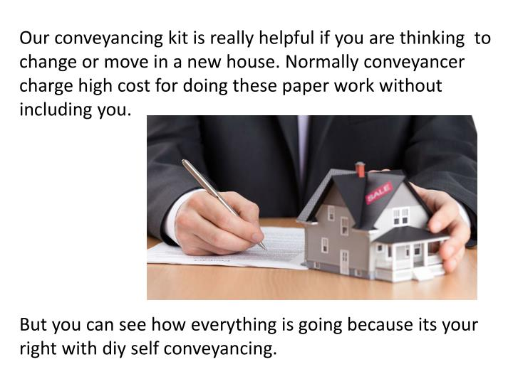 Ppt new electronic perth conveyancing kit available online our conveyancing kit is really helpful if you are thinking to solutioingenieria Image collections