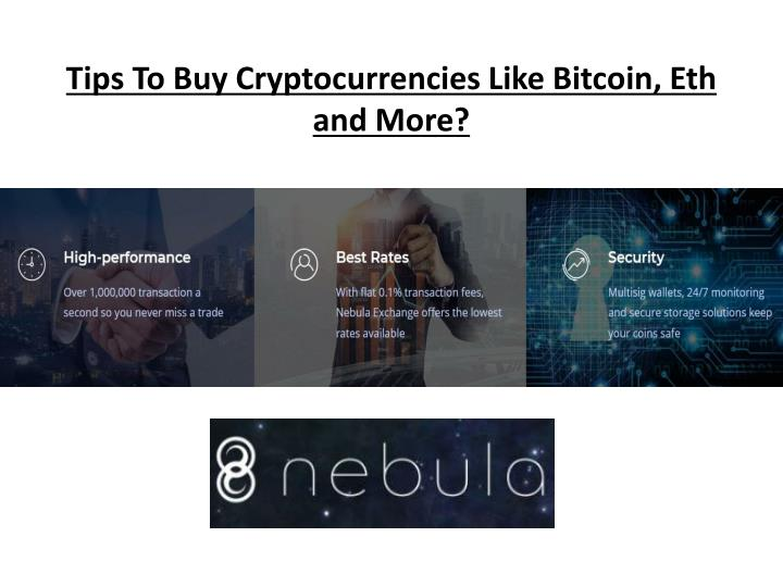 Ppt tips to buy cryptocurrencies like bitcoin eth and more tips to buy cryptocurrencies like bitcoin eth and more toneelgroepblik Images