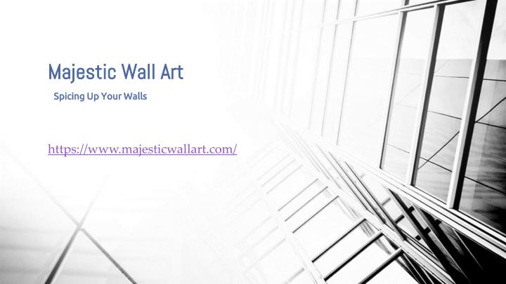 majestic wall art spicing up your walls n.