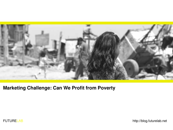 marketing challenge can we profit from poverty n.