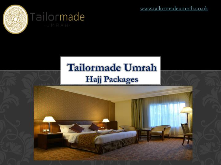 tailormade umrah hajj packages n.