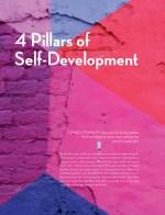 4 pillars of self development