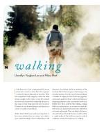 walking llewellyn vaughan lee and hilary hart