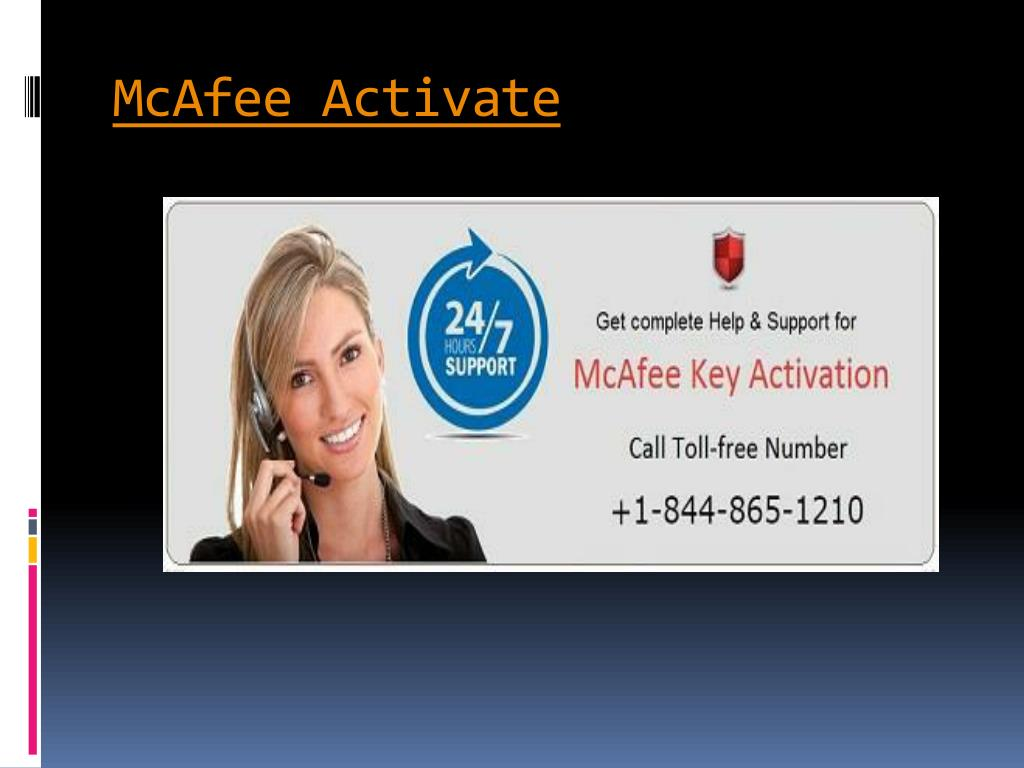 PPT - mcafee com/activate for quick mcafee activate Support