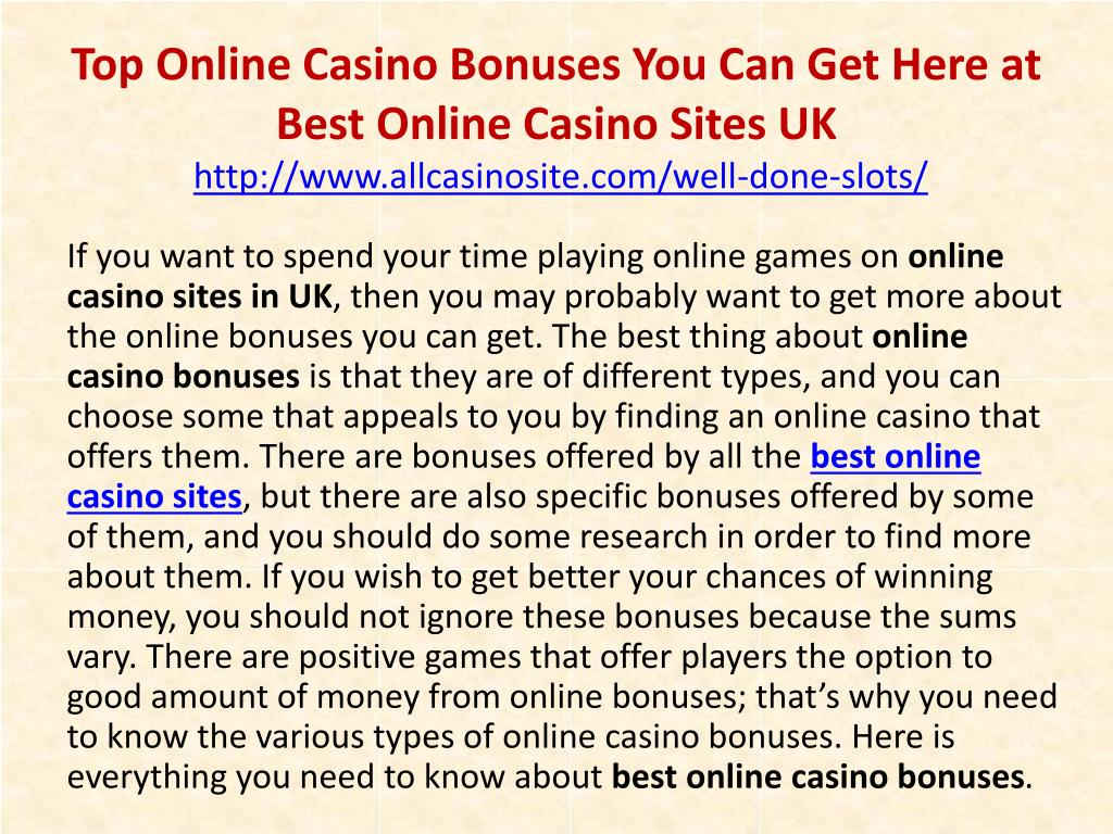 top 10 online casino Like A Pro With The Help Of These 5 Tips