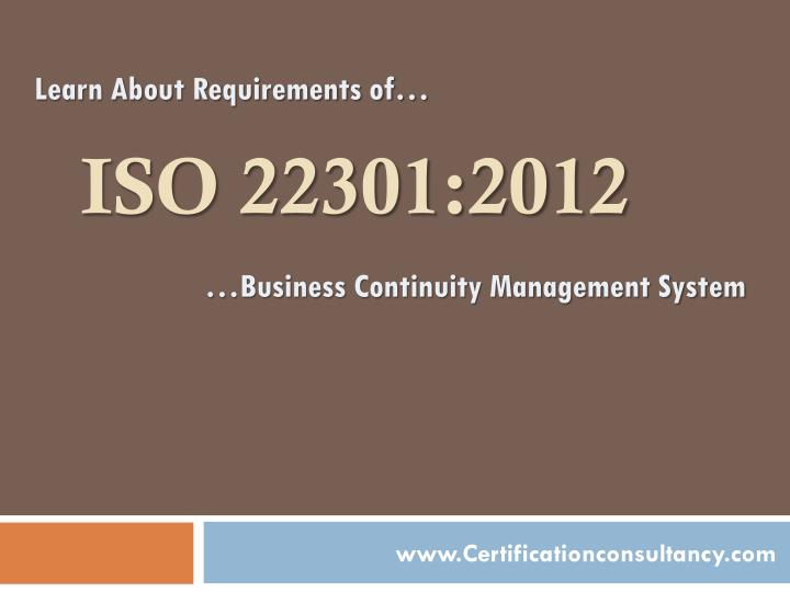learn about requirements of n.