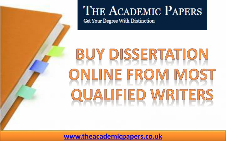 buy dissertation online from most qualified n.