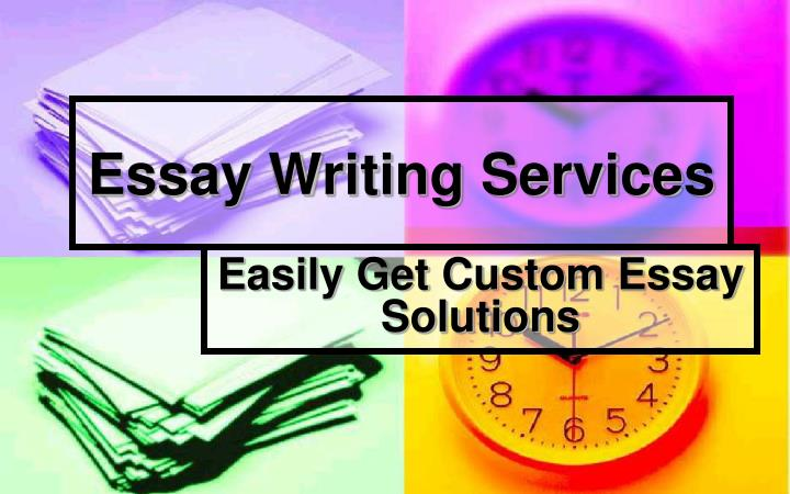 essay writing services n.
