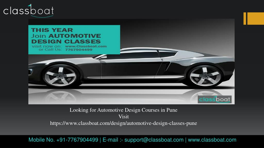 Ppt Automotive Design Courses In Pune Powerpoint Presentation Free Download Id 7836524