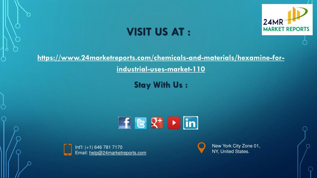 PPT - Hexamine for Industrial Uses Market Analysis- Regional