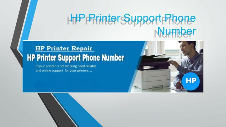 PPT - HP Printer Support Phone Number PowerPoint
