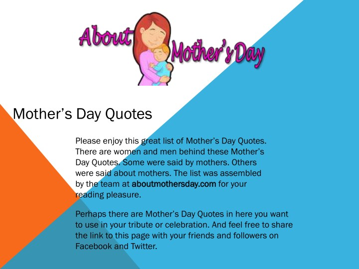 mother s day quotes please enjoy this great list n.