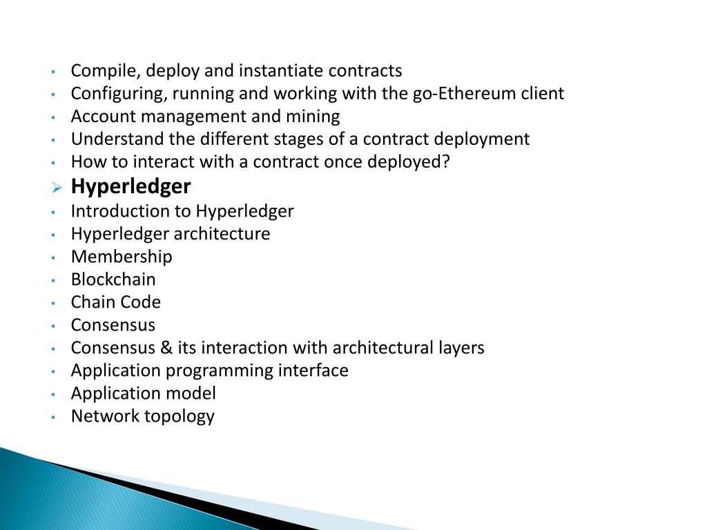 PPT - Blockchain Training in Hyderabad PowerPoint Presentation - ID