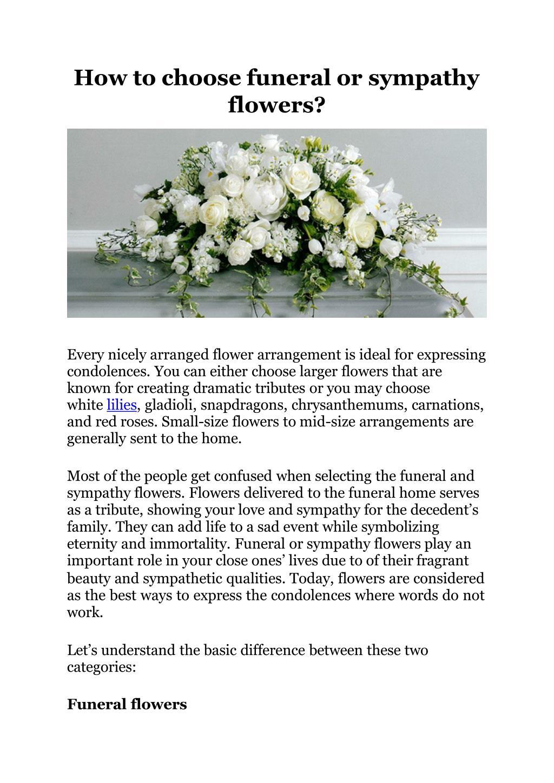 Expressing condolences at a funeral
