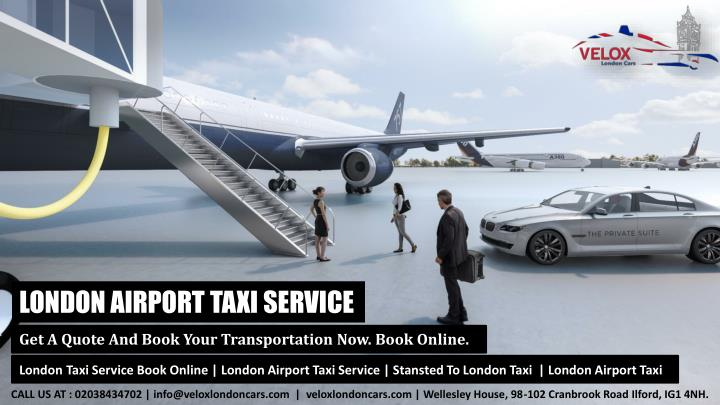 london airport taxi service n.