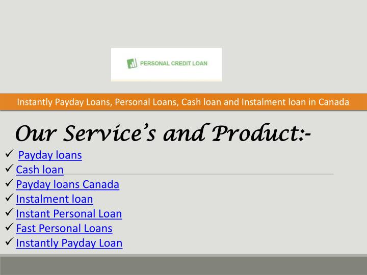 instantly payday loans personal loans cash loan n.