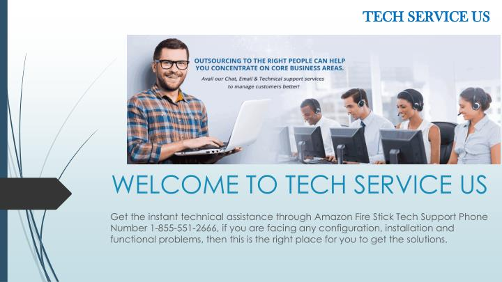 welcome to tech service us n.