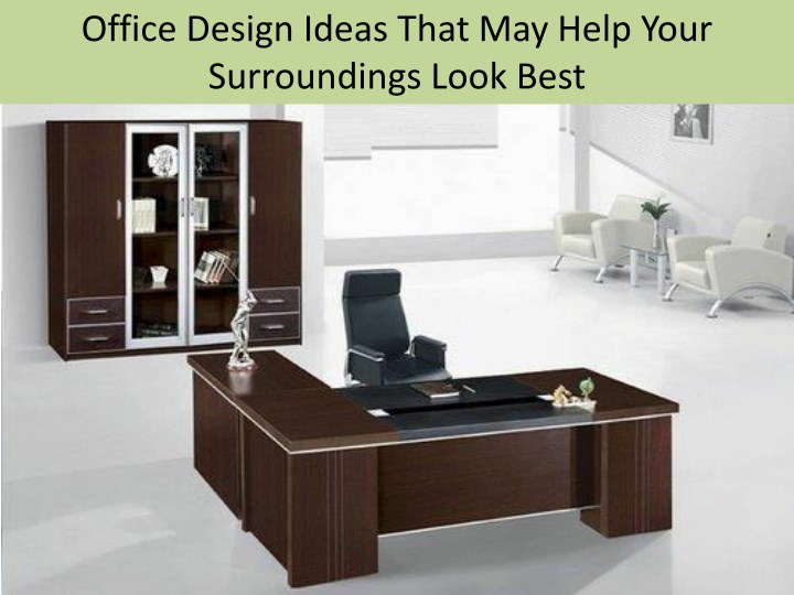 office design ideas that may help your n.