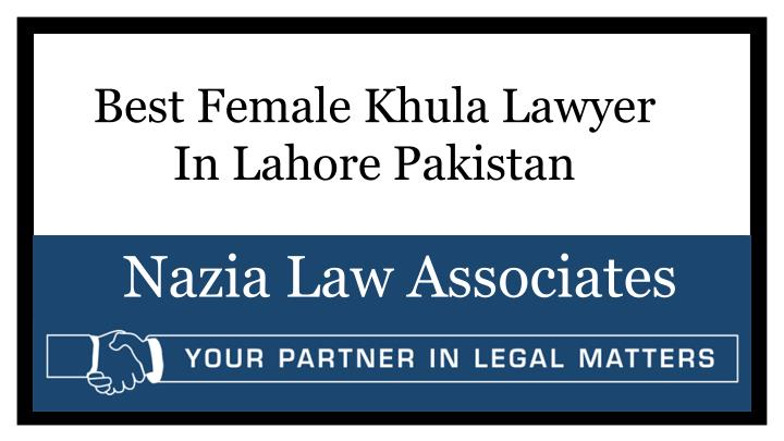 PPT - Advocate Nazia Road Map Of Khula Procedure In Pakistan