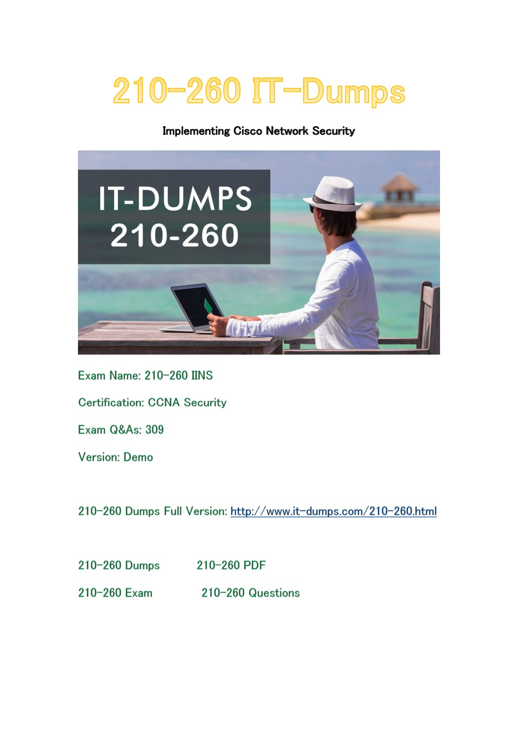 Ppt new it-dumps 200-125 free dumps download powerpoint.