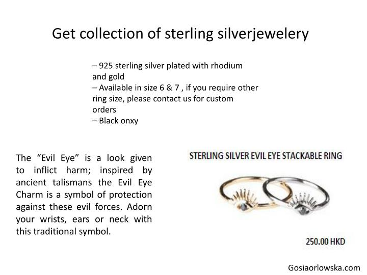 PPT - Get collection of sterling silver diffuser necklace PowerPoint