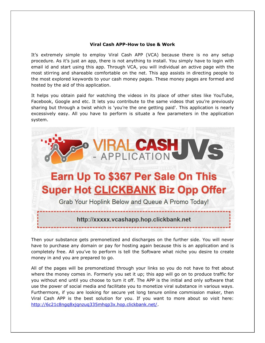 PPT - Viral Cash APP-How to Use & Work PowerPoint