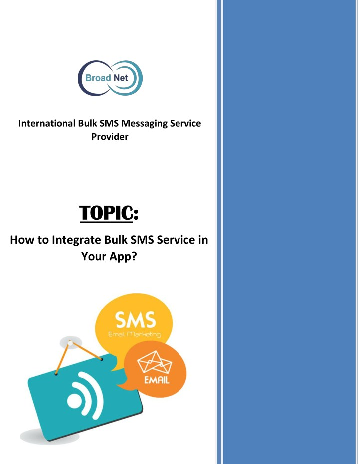 an application of sms technology for Sms (short message service) is a text messaging service component of most telephone, internet, and mobile-device systems it uses standardized communication protocols to enable mobile devices to exchange short text messages an intermediary service can facilitate a text-to-voice conversion to be sent to landlines.