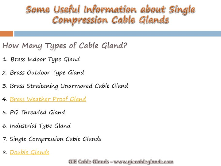 how many types of gland